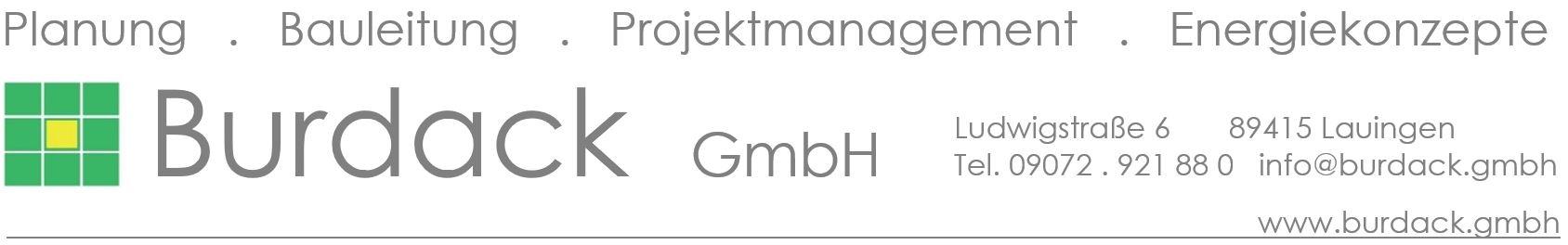 Burdack-GmbH-Logo